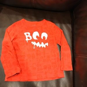carters shirts tops carters halloween shirt